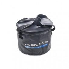 Мягкое ведро c крышкой Flagman Bucket With Cover 9,8л