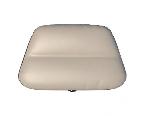 Надувное сиденье в нос лодки №4 72х48х29 см (Олива)