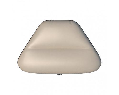 Надувное сиденье в нос лодки №3 70х46х29 см (Олива)
