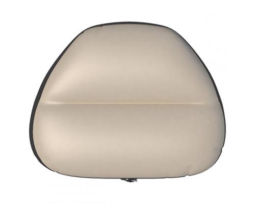 Надувное сиденье в нос лодки №2 55х47х30 см (Олива)