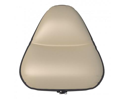 Надувное сиденье в нос лодки №1 49х52х30 см (Олива)