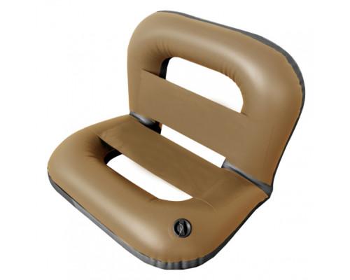 Кресло надувное №1 63х65х65 см (Олива)