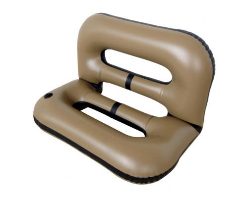 Кресло надувное №4 97х65х65 см (Олива)
