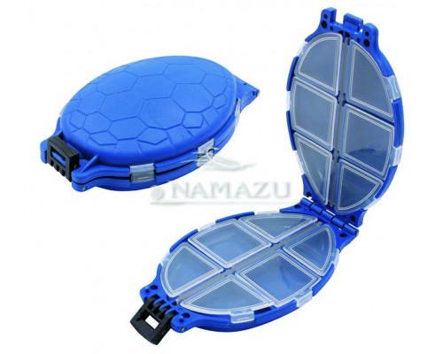Коробка для рыболовных мелочей Namazu Turtle 12 отделений 11х7,5х3 см N-BOX12