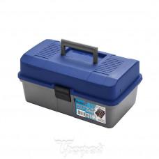 Ящик для инструментов Helios двухполочный синий