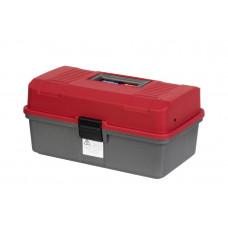Ящик рыболова Nisus двухполочный красный (N-FB-2-R)