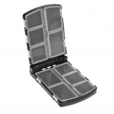 Коробка рыболовная Helios 9,7x6,4x3 см (HS-K-W-9.7x6.4x3)