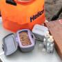 Коробка для наживки поясная Helios 8х8х6 см (HS-ZY-018)
