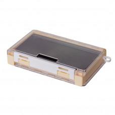 Коробка рыболовная двухсторонняя Helios 17,6х11,5х4 см (HS-ZY-109)