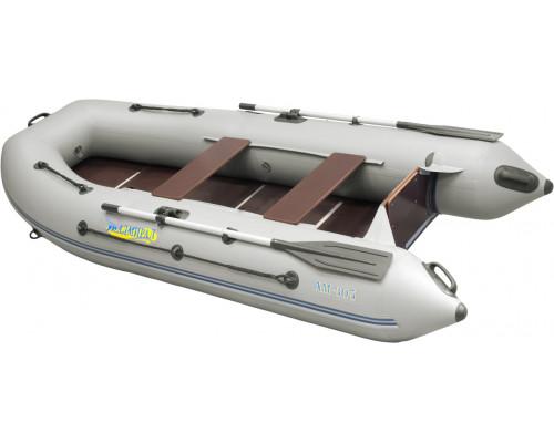 Адмирал 305 килевая, с фанерным пайолом - моторная надувная лодка ПВХ