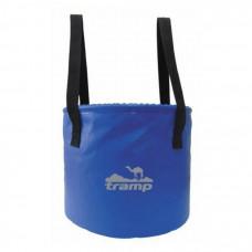 Ведро складное Tramp 8 л ПВХ TRC-070