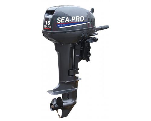 Sea-Pro T 15S 2х-тактный лодочный мотор