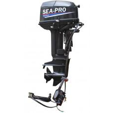 Sea-Pro T 30 S&E (дистанция)  2х-тактный лодочный мотор