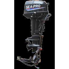 Sea-Pro T 25 S&E (дистанция) 2х-тактный лодочный мотор