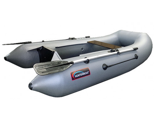 Хантер 240 - моторная надувная лодка ПВХ