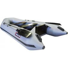 Хантер 290 Л со сплошным пайолом-книжкой - моторная надувная лодка ПВХ