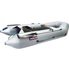 Хантер 290 Р с фанерным настилом - моторная надувная лодка ПВХ