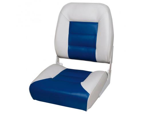 Кресло Premium High Back (GB - Серый/Синий)