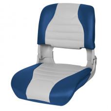 Кресло High Back всепогодные (GB - Серый/Синий)