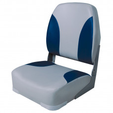 Кресло Classic High Back (GB - Серый/Синий)