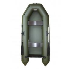 Инзер  моторная 260 см, Ø 35, плоскодонная надувная лодка ПВХ