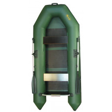 Инзер моторная 260 см, Ø 35, со сплошным полом, плоскодонная надувная лодка ПВХ