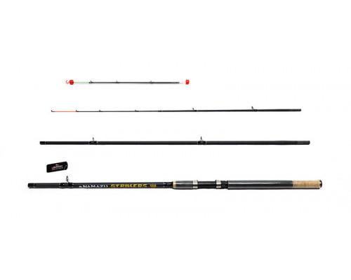 Фидер Namazu Strikers 3,6м (до 180г) композит NS-36180