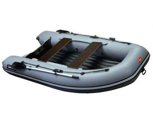 Хантер 310 А (НДНД) с умеренно-килеватым надувным дном низкого давления - моторная надувная лодка ПВХ