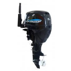 Glsdiator GF 15 HS - 4-х тактный лодочный мотор