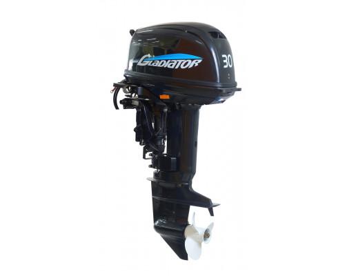 Gladiator G 30 FE - 2-х тактный лодочный мотор с дистанционным управлением