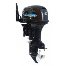 Gladiator G 40 FE - 2-х тактный лодочный мотор с дистанционным управлением
