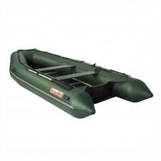 Лодка ПВХ под мотор Тонар Алтай 400 (зеленая)