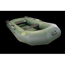 Надувная гребная лодка Гелиос-27 (ПВХ)