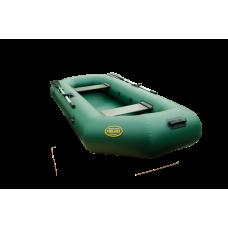 Надувная гребная лодка Гелиос-28 (ПВХ)