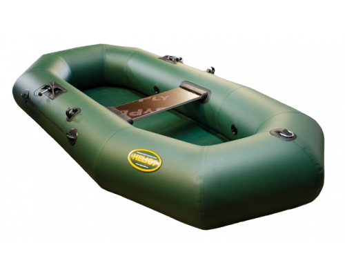Надувная гребная лодка Гелиос-23 (ПВХ)