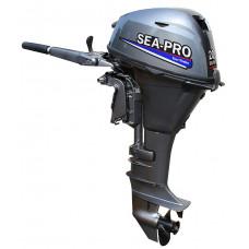 Sea-Pro F 15S (румпельный) - 4-х тактный лодочный мотор