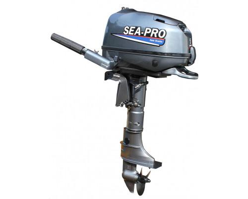 Sea-Pro F6S new 4-х тактный лодочный мотор