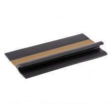 Лента PVC 80 мм на борт лодки (Черный/Олива)