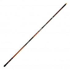 Удилище маховое Nisus Flame Rod carbon 4м (15-40г) без колец N-FR-400