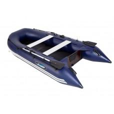 Гладиатор B270AD (Light) килевая с надувным дном высокого давления (Air-deck) - моторная лодка ПВХ