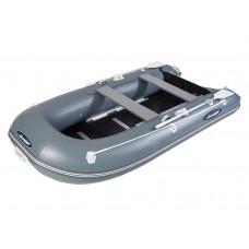Гладиатор B300 (Light) килевая с фанерным пайолом со стрингерами - моторная лодка ПВХ