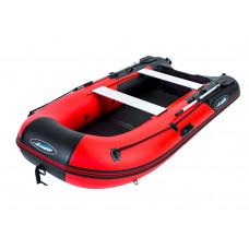 Гладиатор B300AD (Light) килевая с надувным дном высокого давления (Air-deck) - моторная лодка ПВХ