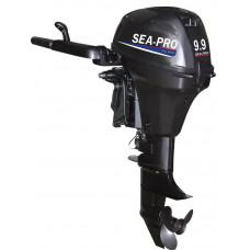 Sea-Pro F 9.9S (Yamaha) - 4-х тактный лодочный мотор