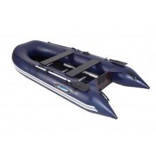 Гладиатор B330 (Light) килевая с фанерным пайолом со стрингерами - моторная лодка ПВХ