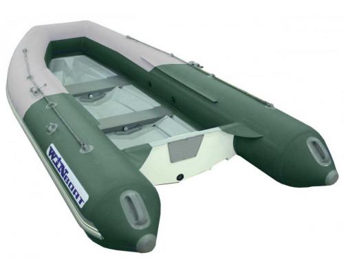 Складной РИБ WinBoat 330RF Sprint - жёстко-надувная моторная лодка