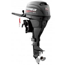 Hidea HDEF 30 HS инжекторный с дистанционным или румпельным управлением- 4х-тактный лодочный мотор