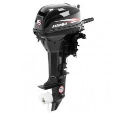 Hidea HD 15 FHS - 2х-тактный лодочный мотор