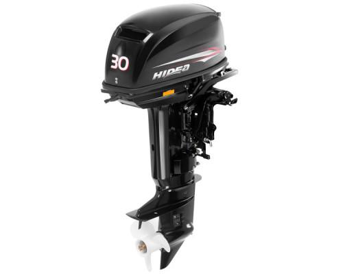 Hidea HD 30 FES с дистанционным управлением - 2х-тактный лодочный мотор
