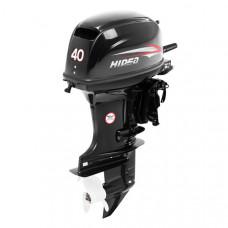 Hidea HD 40 FHS с румпельным управлением - 2х-тактный лодочный мотор