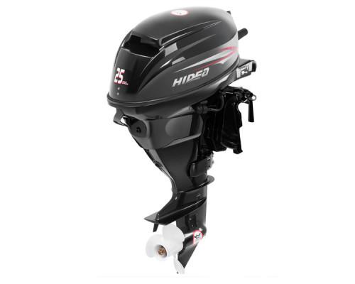 Hidea HDF 25 ES с дистанционным управлением - 4х-тактный лодочный мотор